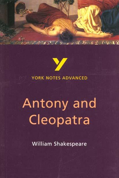 Yn adv antony and cleopatra