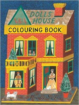 Emily sutton the dolls' house colouring book