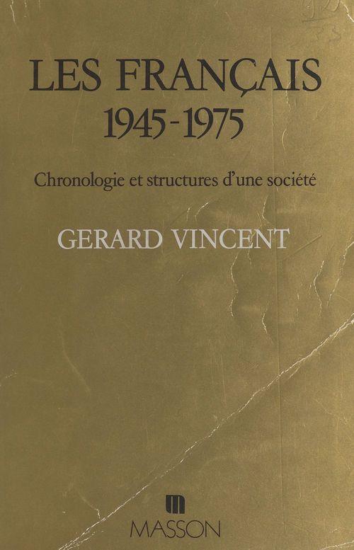 Les francais 1945 1975