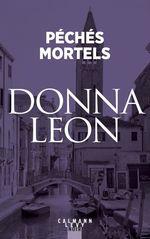 Vente Livre Numérique : Péchés mortels  - Donna Leon