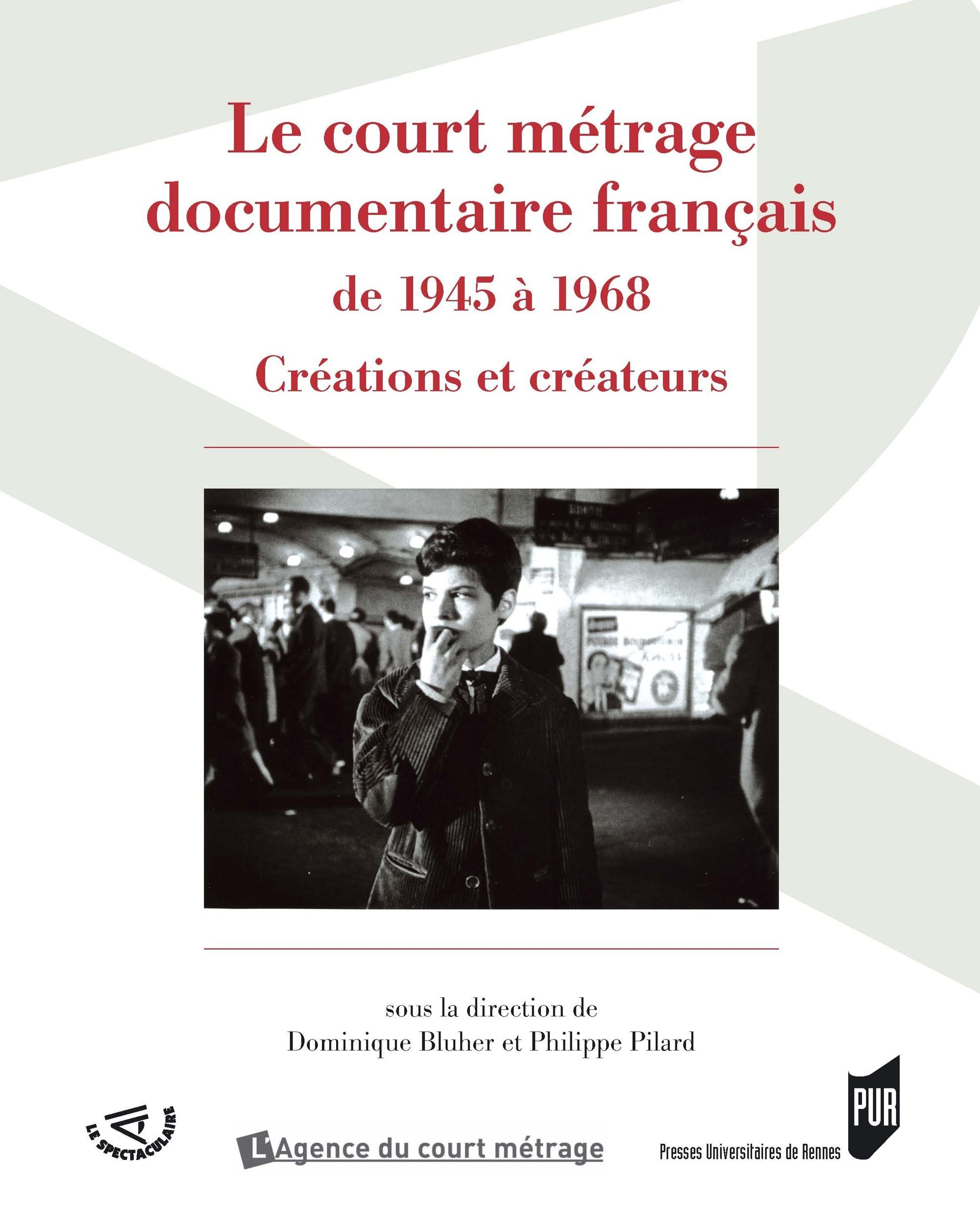 Court métrage documentaire français de 1945 à 1968