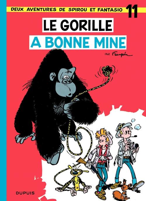 Les aventures de Spirou et Fantasio T.11 ; le gorille a bonne mine