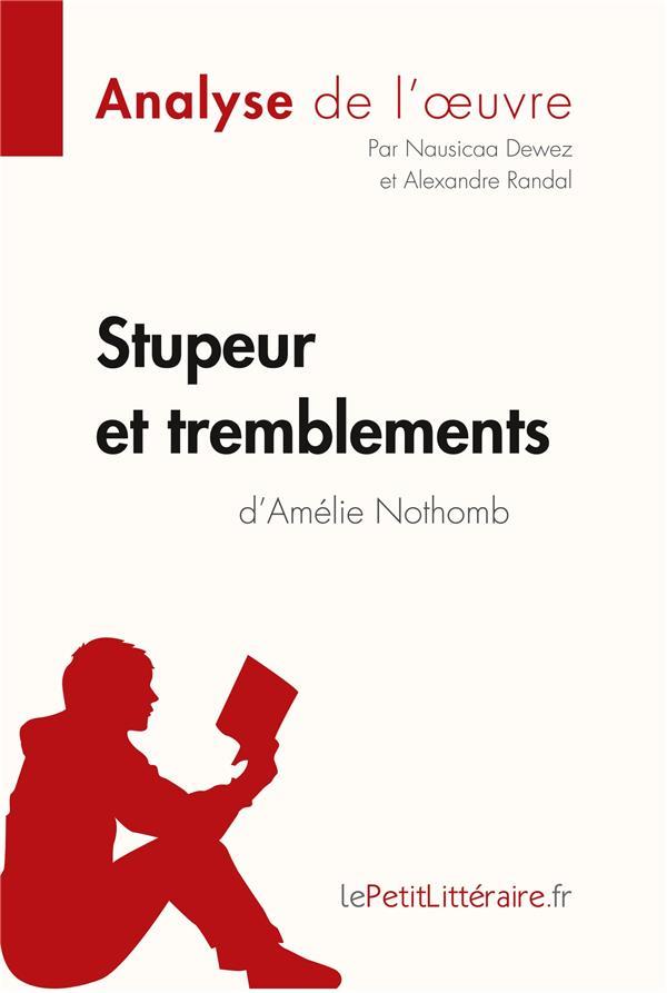 Stupeur et tremblements, d'Amélie Nothomb