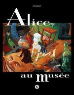 Couverture de Alice au musée