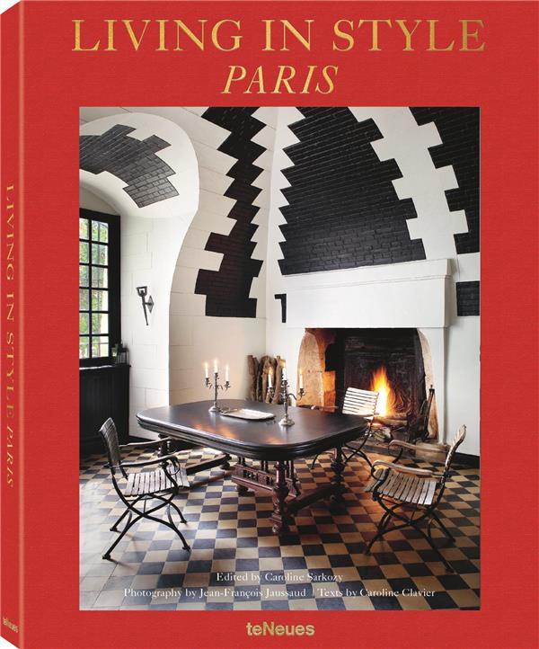 Living in style ; Paris