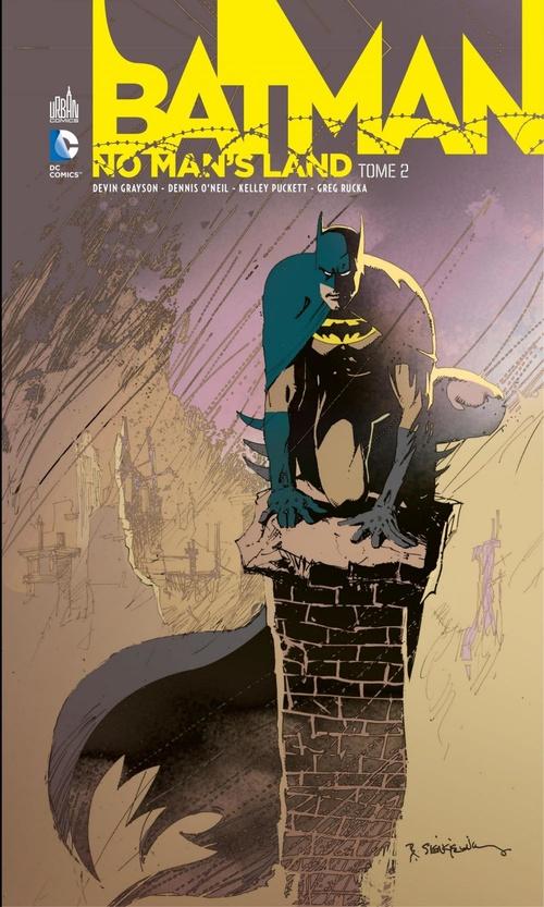 Batman - No Man's Land - Tome 2