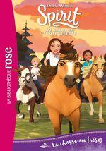 Vente EBooks : Spirit 03 - La chasse au trésor  - Universal Studios
