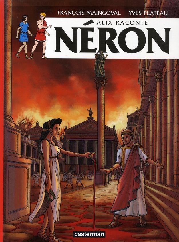 Alix raconte T.3 ; Néron