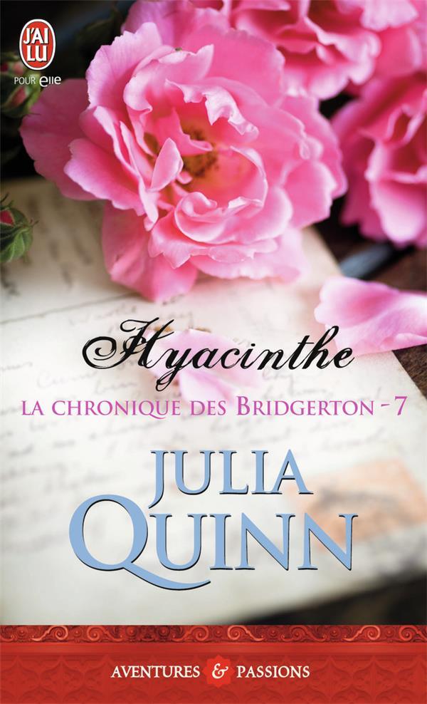 La chronique des Bridgerton T.7 ; Hyacinthe