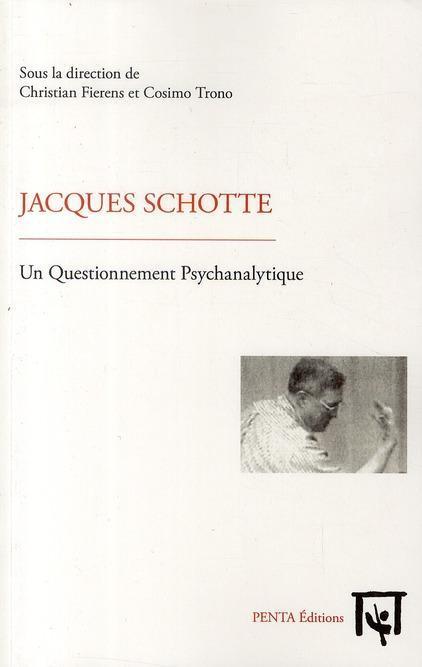 Jacques Schotte