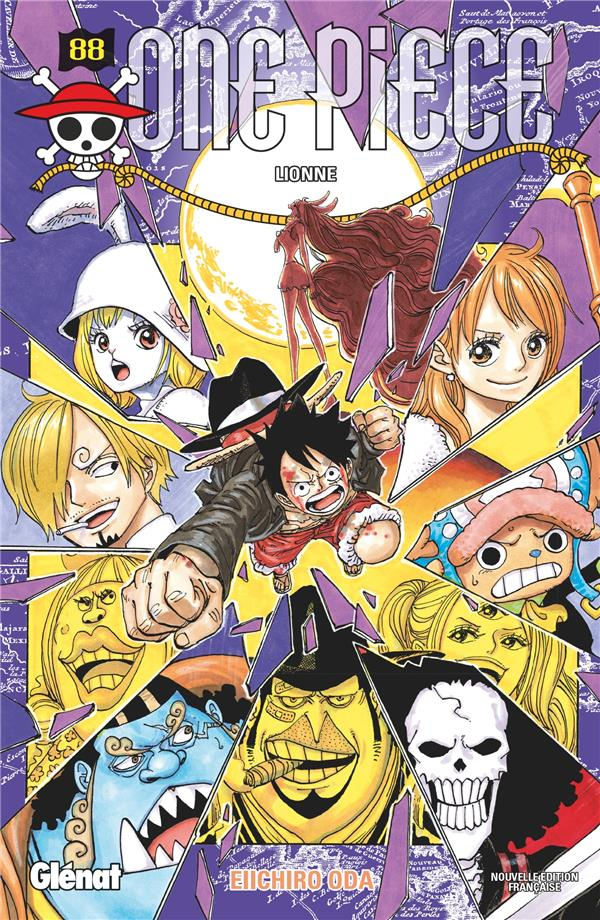 One Piece - édition originale T.88 ; lionne