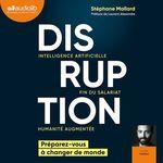 Vente AudioBook : Disruption  - Stéphane Mallard
