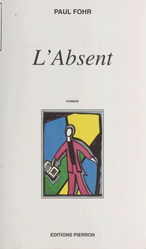 L'absent  - Paul Fohr