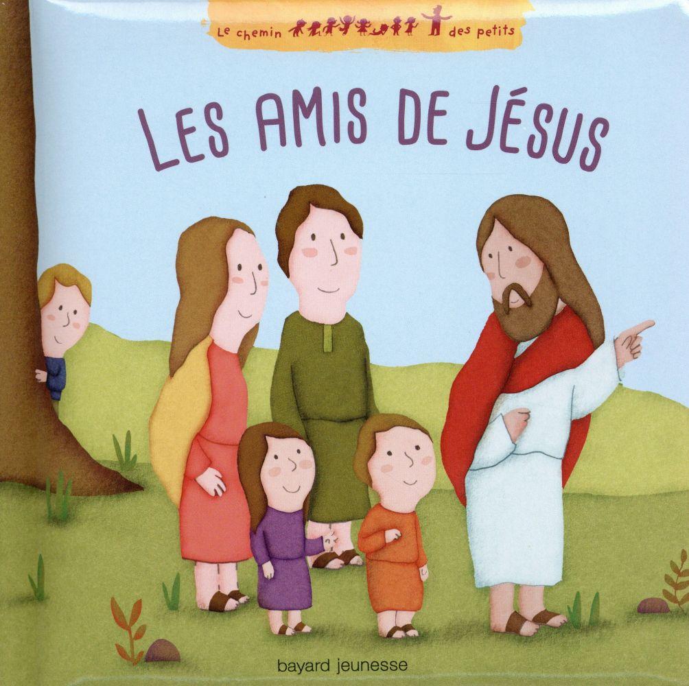 LES AMIS DE JESUS