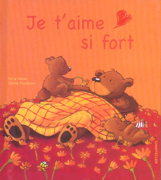 je t'aime si fort