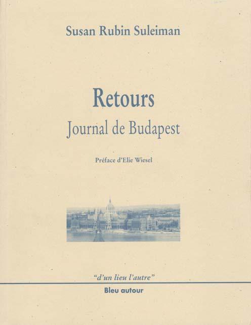 Retours ; journal de Budapest