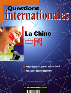 Questions internationales t.6 ; la chine