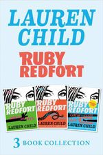 Vente Livre Numérique : THE RUBY REDFORT COLLECTION: 1-3: Look into My Eyes; Take Your Last Br  - Lauren Child