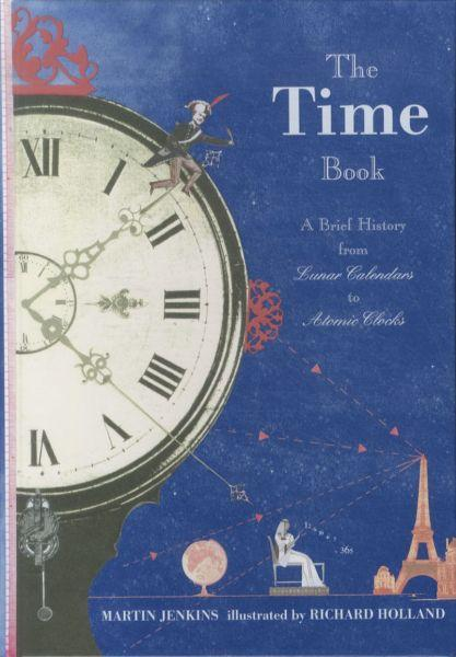 The time book - a brief history from lunar calendars to atomic clocks
