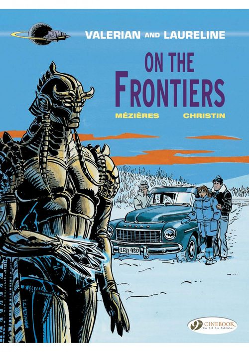 Valerian t.13 ; on the frontiers