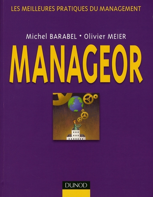 Manageor ; les meilleures pratiques du management