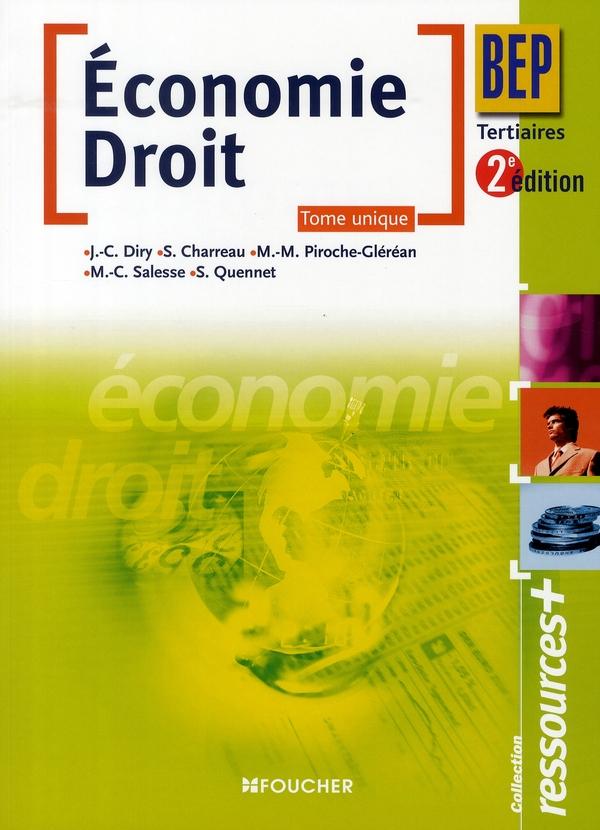 économie et droit (2e édition)