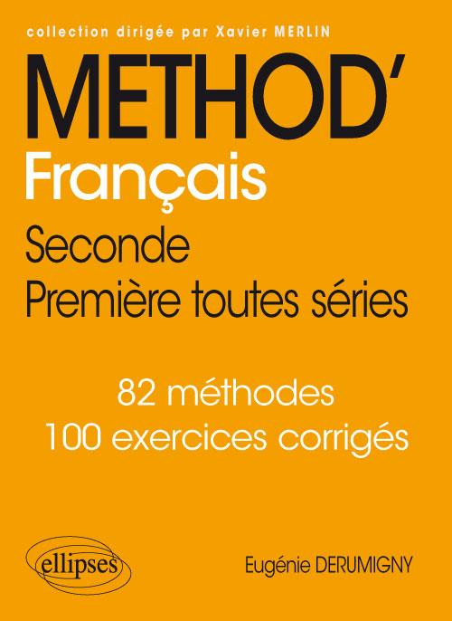 Francais Seconde Premieres Toutes Series Edition 2019 Eugenie Derumigny Ellipses Grand Format Le Hall Du Livre Nancy