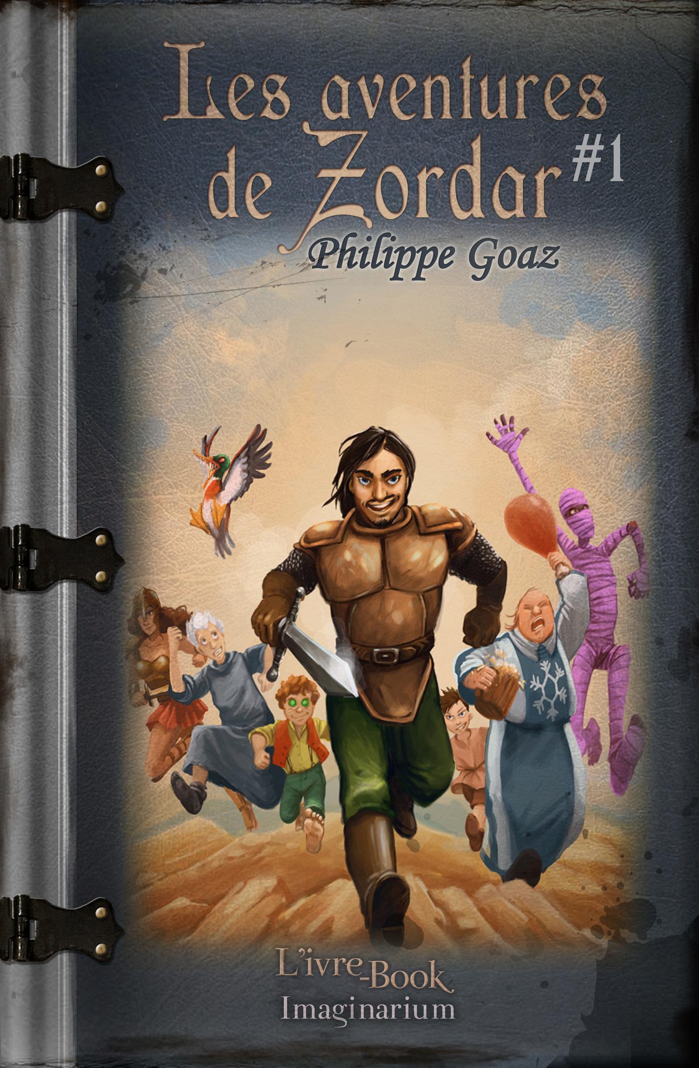 Les aventures de Zordar - Volume 1
