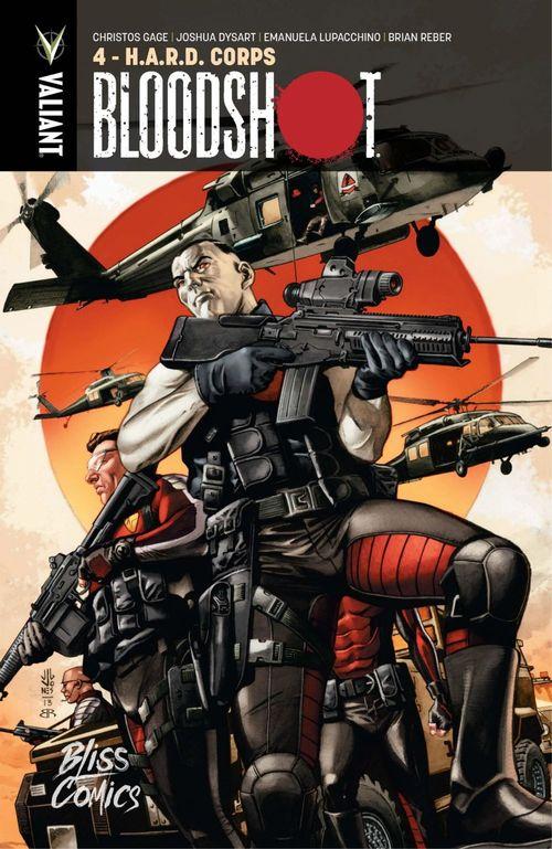 Bloodshot - Tome 4  - Christos Gage  - Joshua Dysart