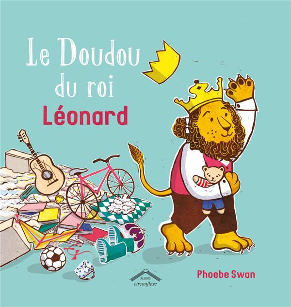 Le doudou du roi Léonard