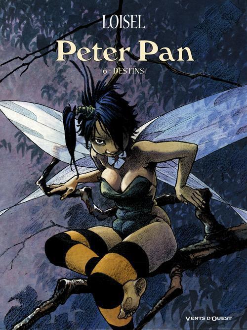 Peter Pan T.6 ; destins
