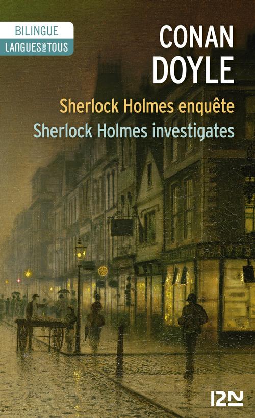 Sherlock Holmes enquête ; Sherlock Holmes investigates
