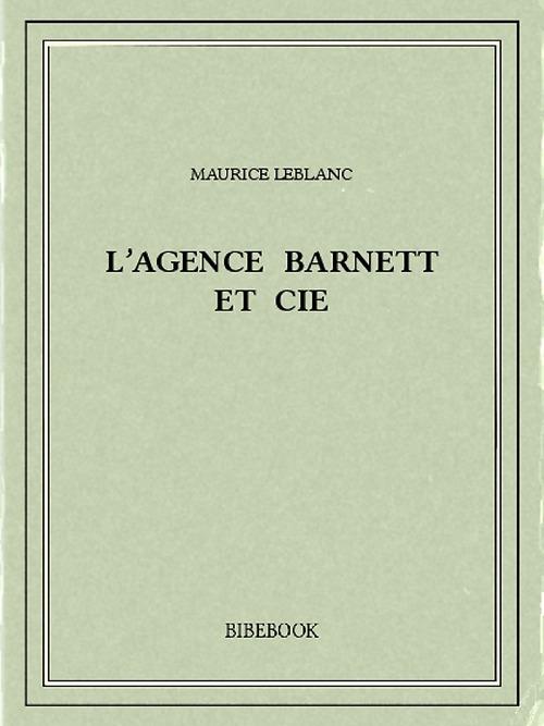 L´Agence Barnett et Cie