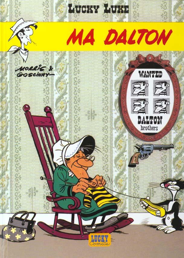 Lucky Luke T.7 ; Ma Dalton