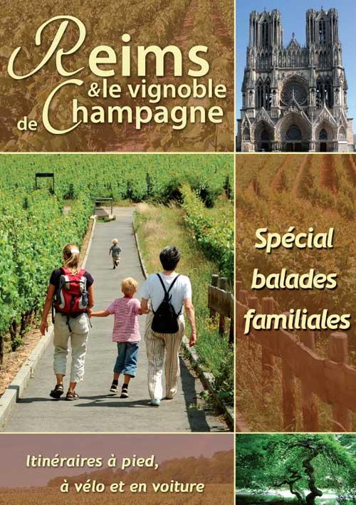 Reims et le vignoble de Champagne ; spécial balades et randonnées