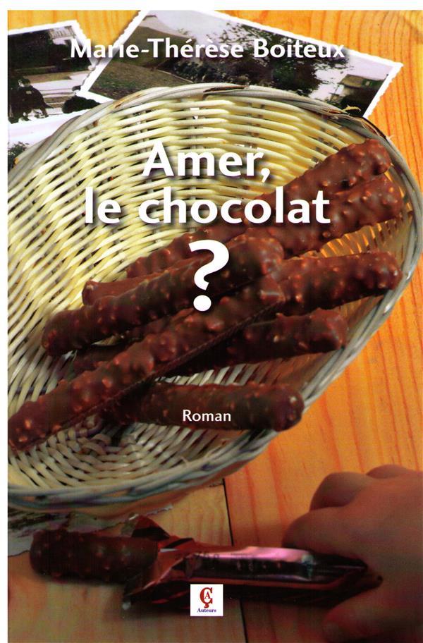 Amer, le chocolat ?
