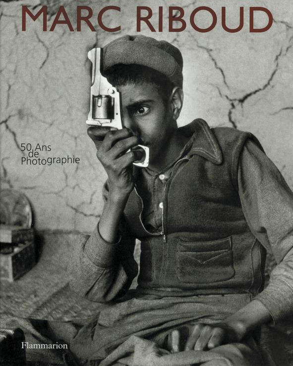Marc riboud, 50 ans de photographie