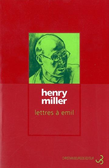 Les lettres à Emil