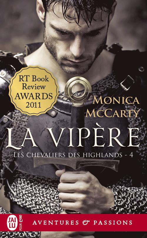 Les chevaliers des Highlands t.4 ; la vipère