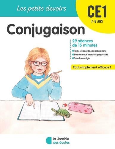 Les petits devoirs ; conjugaison ; CE1