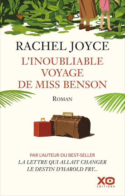 l'inoubliable voyage de Miss Benson