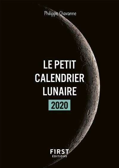 Le petit calendrier lunaire (édition 2020)