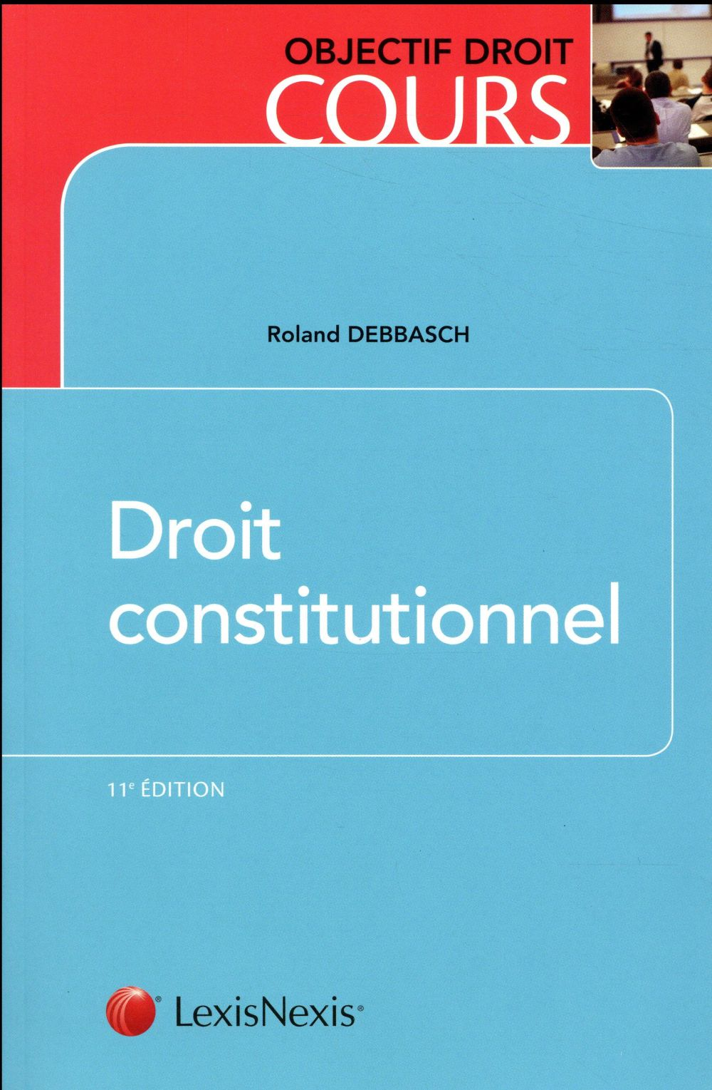 Droit constitutionnel (11e édition)