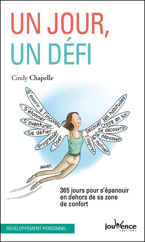 Un jour, un défi  - Cindy CHAPELLE