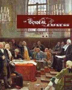 Le Boréal Express 1524-1760 ; journal d'histoire du Canada t.2