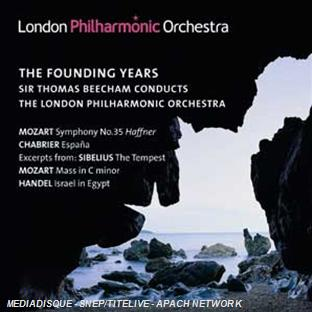 London Philharmonic Orchestra (1934-1939)