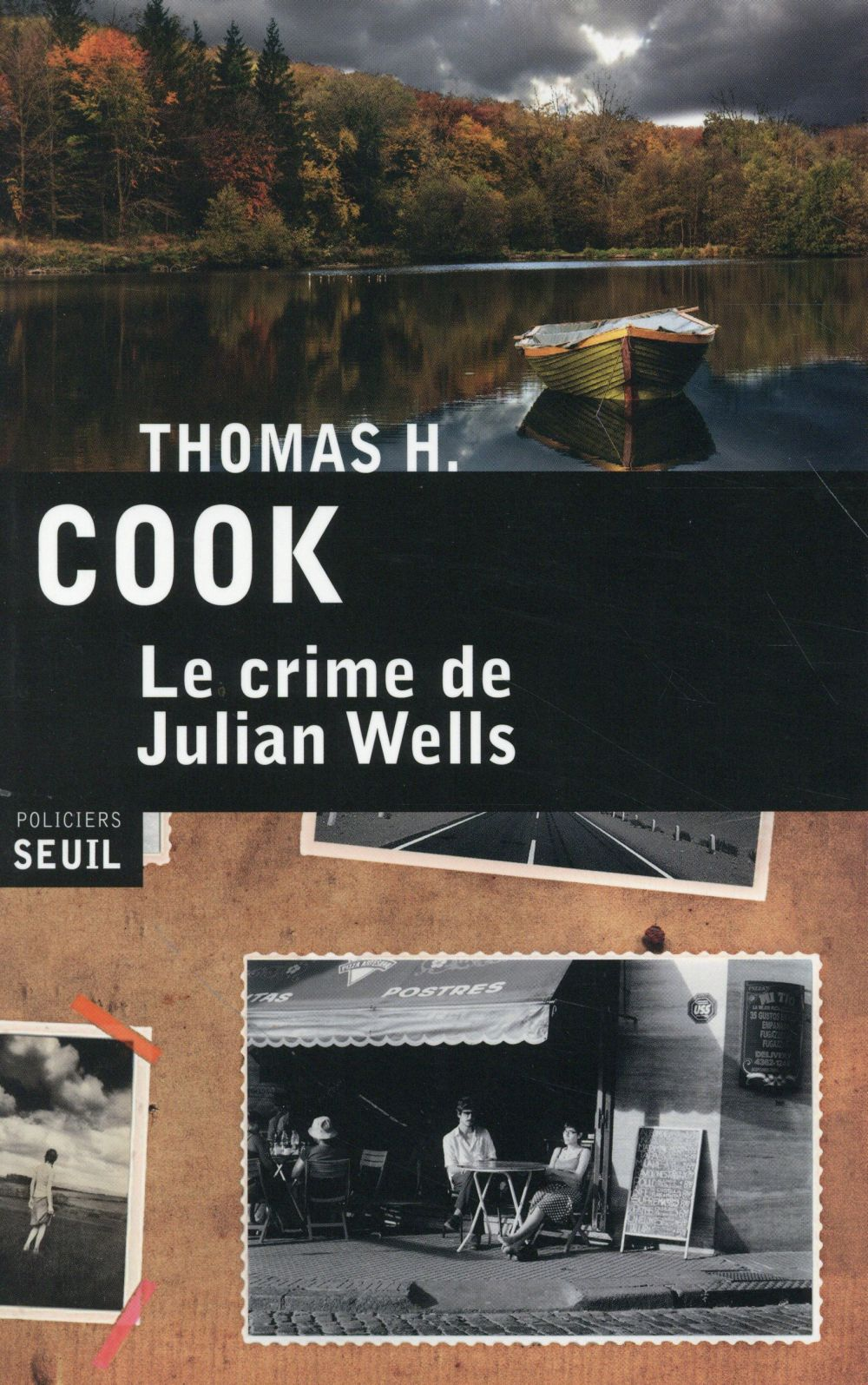 Le crime de julian wells
