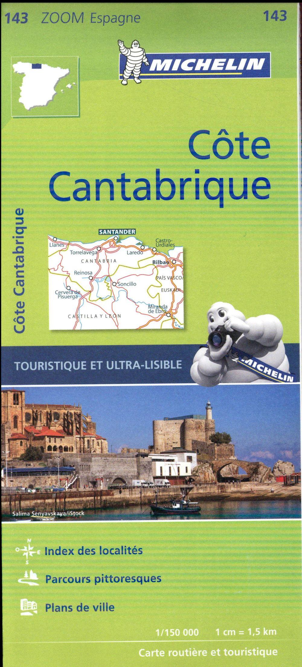 CZ 143 COTE CANTABRIQUE