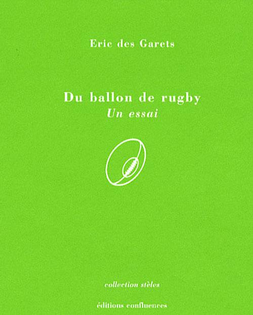 Du ballon de rugby