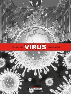 Virus T.2 ; ségrégation